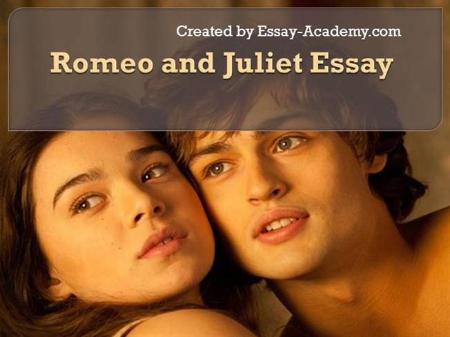 Romeo and juliet essay authorstream for Romeo and juliet powerpoint template