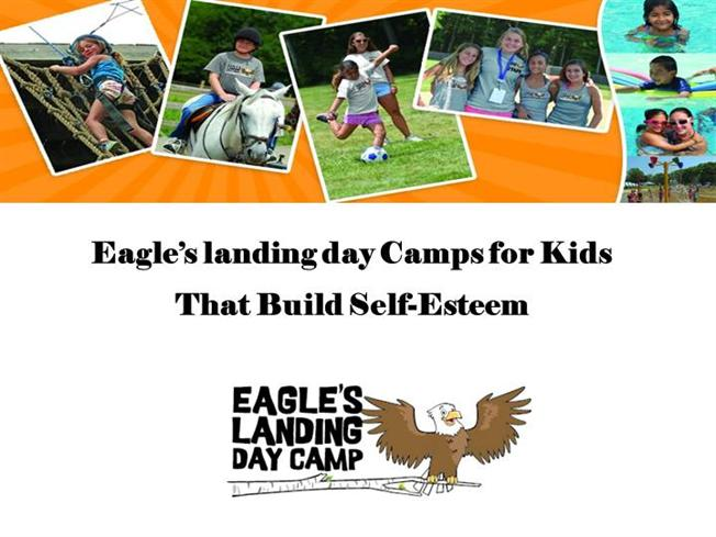self esteem powerpoint templates - eagle 39 s landing day camp for kids that build self esteem