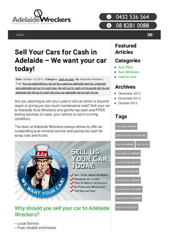 sell your cars for cash in adelaide we want your car today authorstream. Black Bedroom Furniture Sets. Home Design Ideas