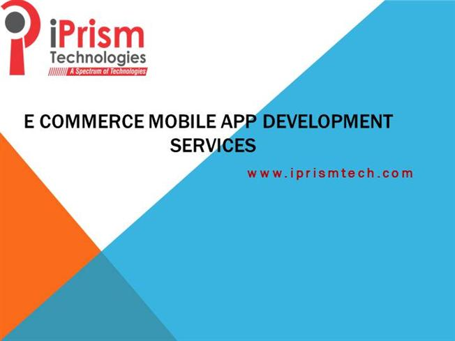 E commerce mobile app development ppt authorstream for E commerce mobili