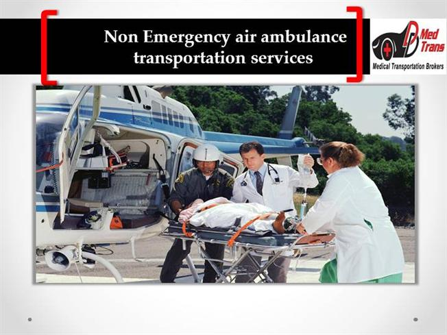 pateint non transport guidlines ambulance essay Clinical policy: ambulance transportation non of california that non-emergency ambulance transport is trained personnel and transportation of patients.