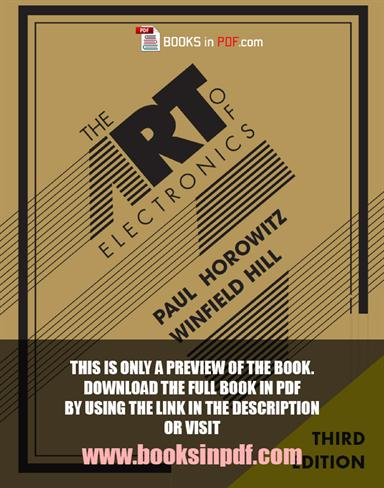 The art of electronics 3rd edition pdf – download the art of.