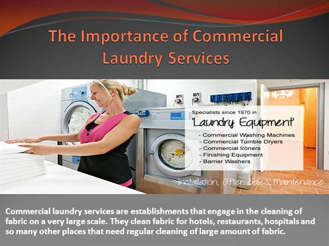 Importance of laundry in hotel