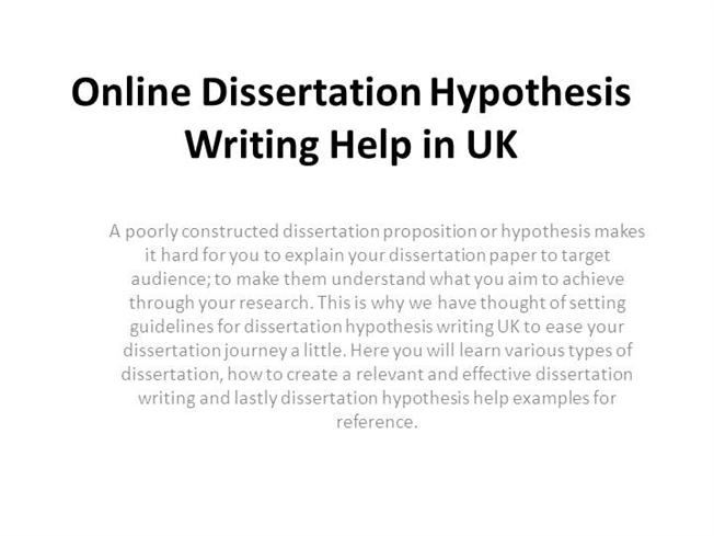 dissertation writing for payment help uk