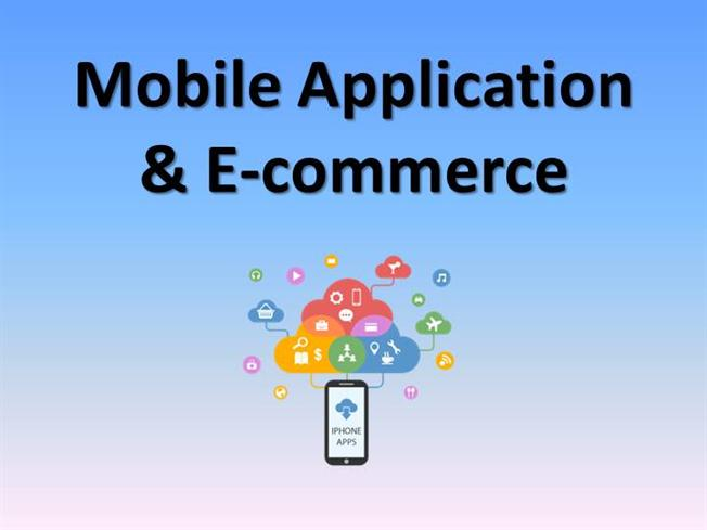 Mobile application e commerce authorstream for E commerce mobili
