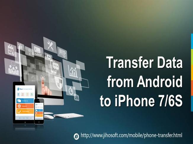 transfer data from android to iphone how to transfer data from android to iphone 7 6s 6s plus 19481