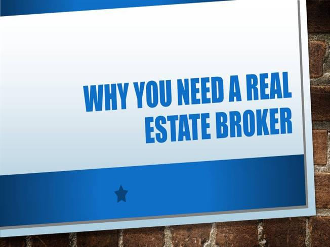 Why do you need a broker for forex