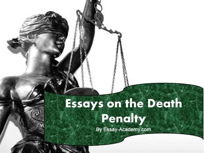 Essays on death