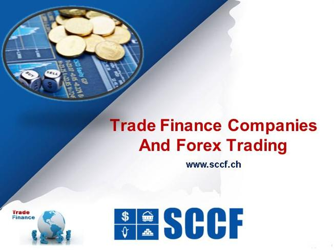 Commercial companies in forex