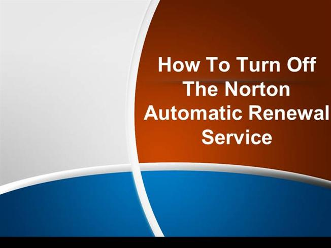 how to turn off automatic renewal on iphone how to turn the norton automatic renewal service 1961