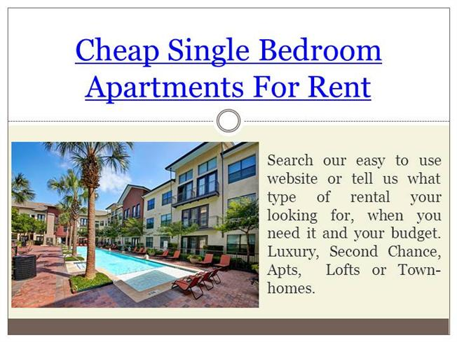 Apartments for Rent Near Me Under 500 |authorSTREAM