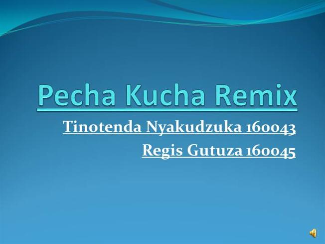 Pecha kucha remix authorstream for Pecha kucha powerpoint template