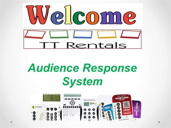 Hire Keypads Voting System For Best Audience Response