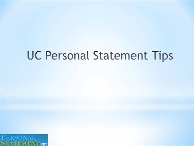 Uc personal statement powerpoint presentation - Road Safety