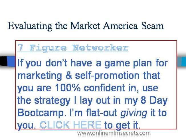 Market America: A Review Of The Pros And Cons