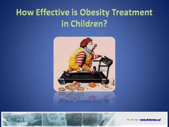 childhood obesity powerpoint templates - how effective is obesity treatment in ch authorstream
