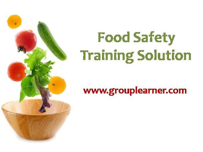 food safety powerpoint template - food safety training solution authorstream