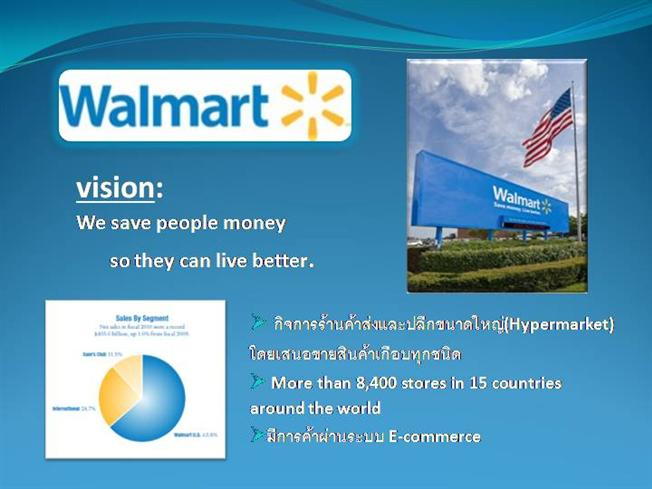 walmart powerpoint template - walmart final1 authorstream