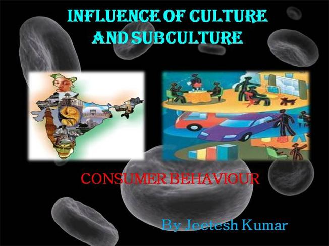 impact of culture and subculture on consumers behavior Start studying consumer behavior ch 13 & 14 - culture & subculture learn vocabulary, terms, and more with flashcards, games, and other study tools.