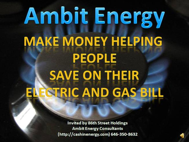 Ambit energy home business opportunity is coming to you for Ambit energy business card template