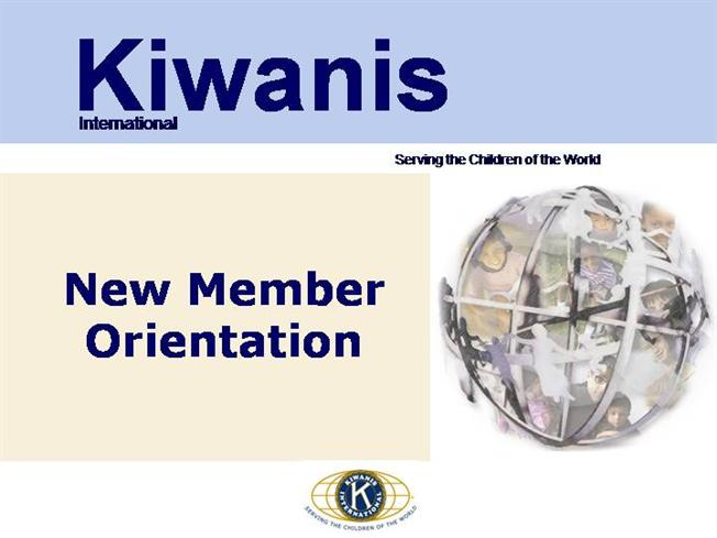 key club powerpoint template - new member orientation 2010 11 authorstream