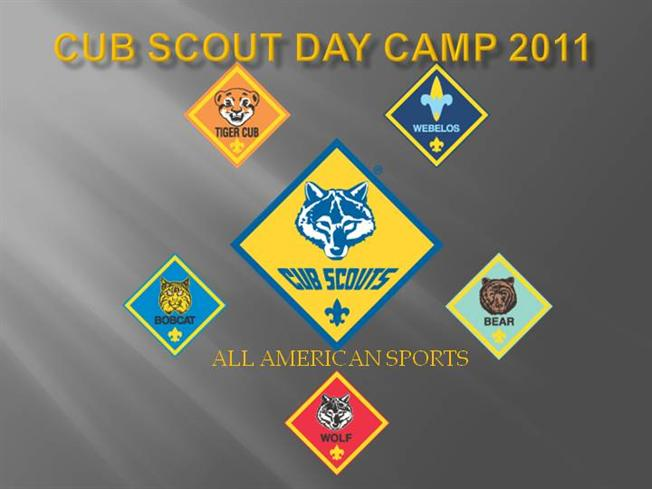 Cub scout day camp 2011 authorstream for Cub scout powerpoint template