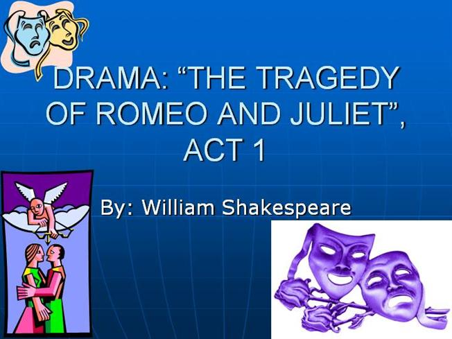 Romeo and juliet act 1 authorstream for Romeo and juliet powerpoint template